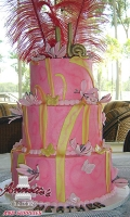 Celebrate your Birthday with an Beautifuly Detailed Birthday Cake.