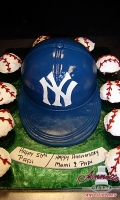 What better way to celebrate a win than a sport cake!