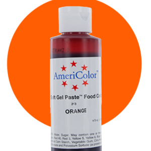 americolor- orange'