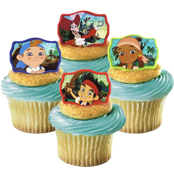 jake and the neverland pirates cupcakes - photo #34
