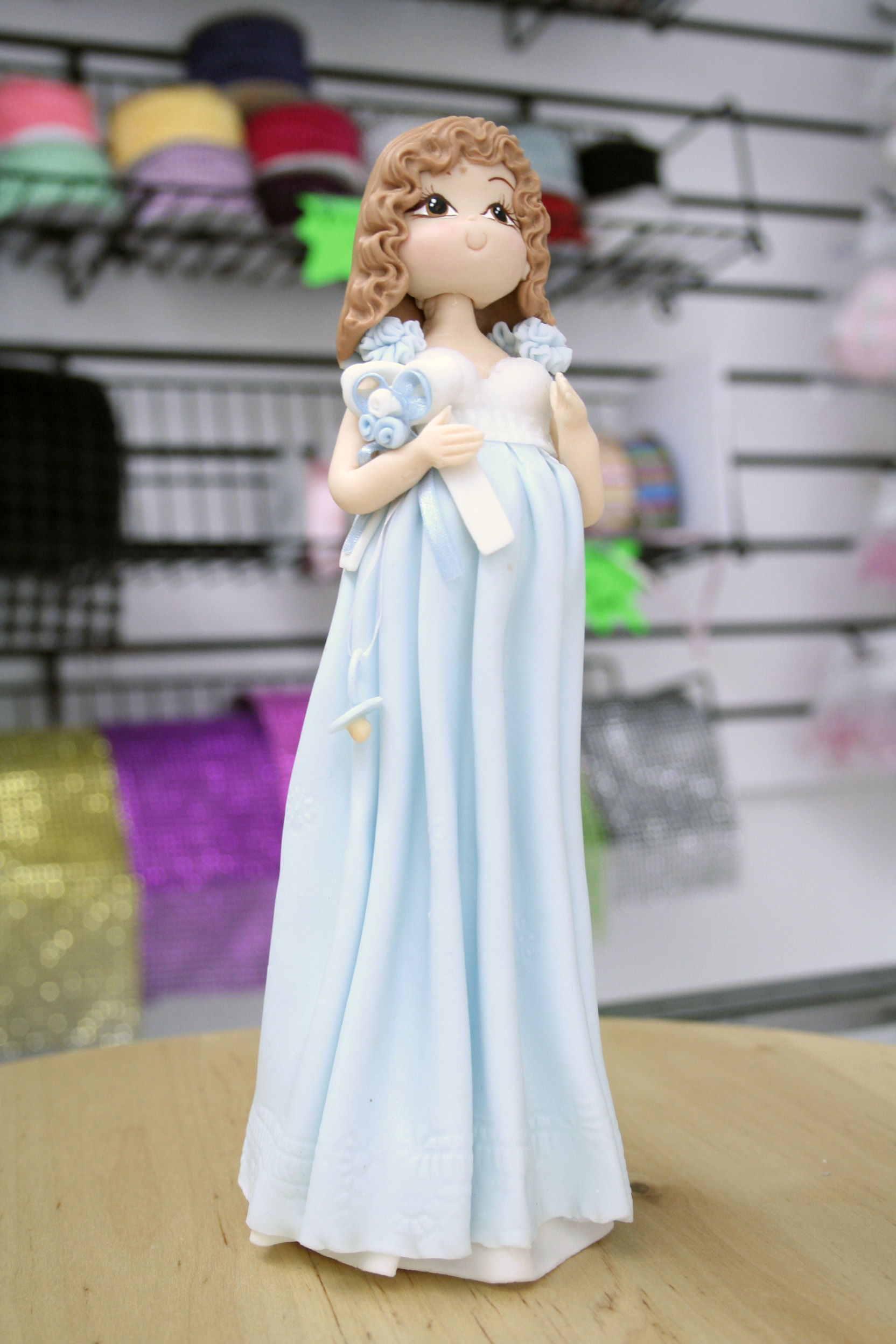 pregnant wedding cake toppers topper 18719