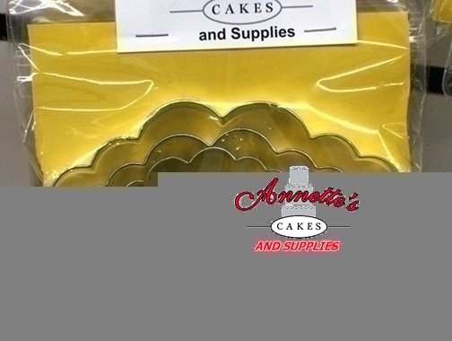 Cake Decorating Crown Cutter : Crown Cutter Set Annette s Cakes and Cake Decorating ...