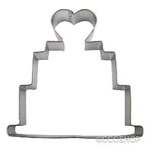 Large Wedding Cake Cutter