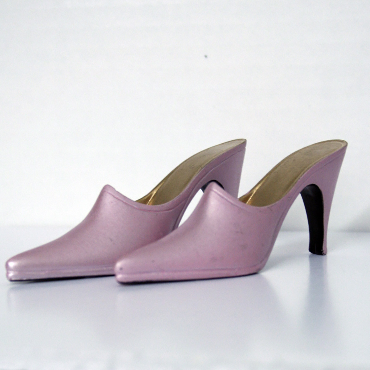 high heel shoes pink s cakes and supplies