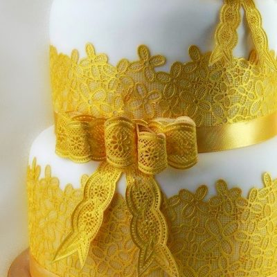 Cake Lace & Ribbons