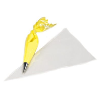 "Ateco Soft Disposable Decorating Bags 12"" are shown"