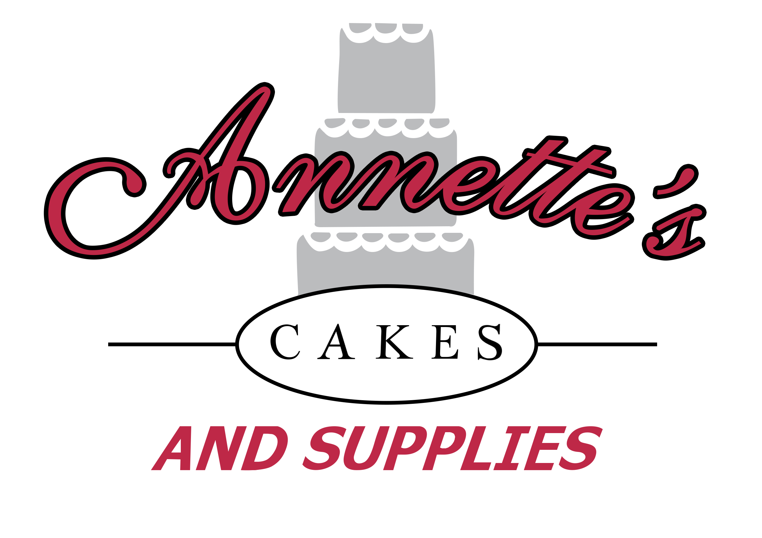 Annette's Cakes and Cake Decorating Supplies